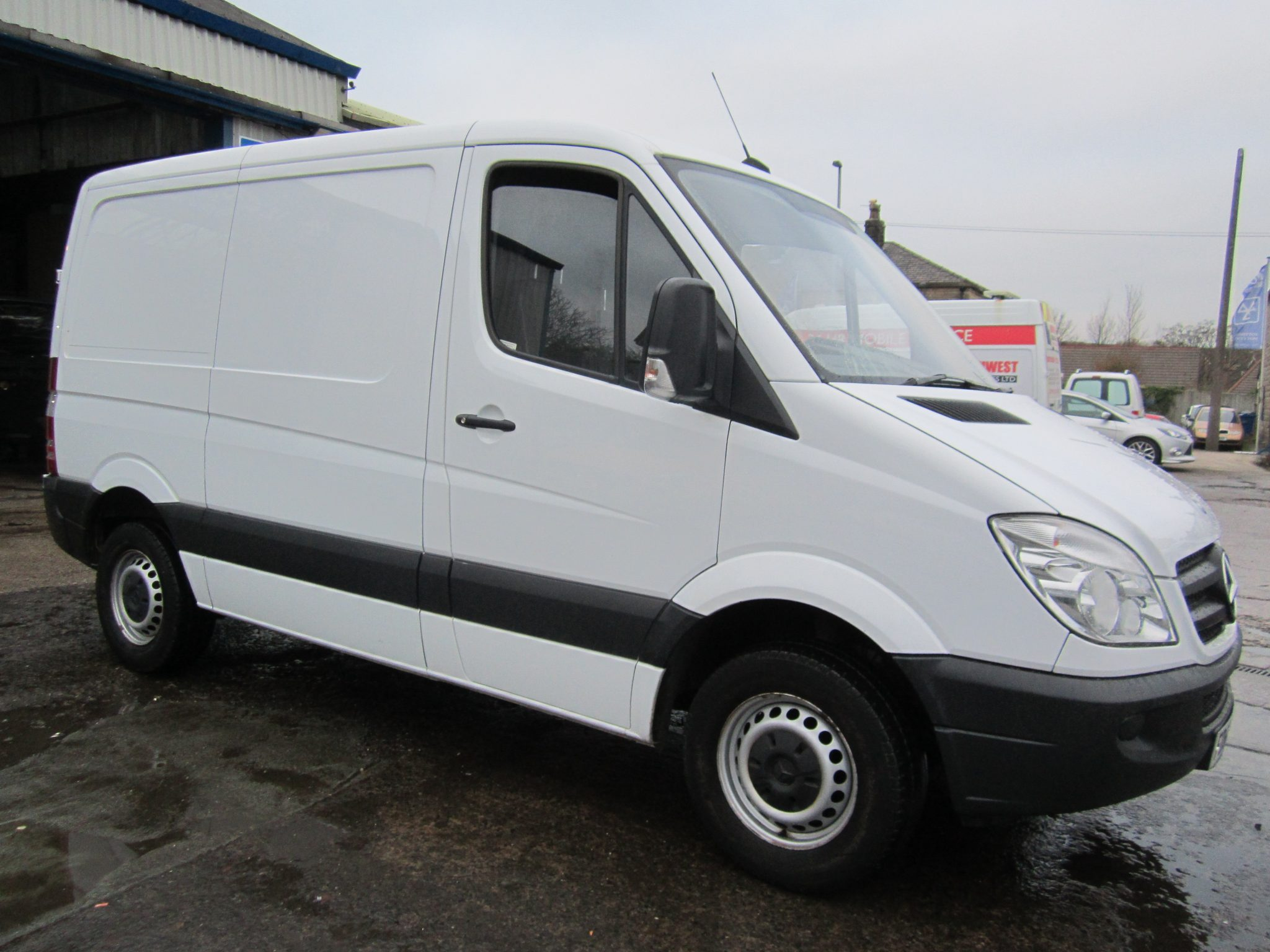 SPRINTER 313 CDI SWB ST. ROOF