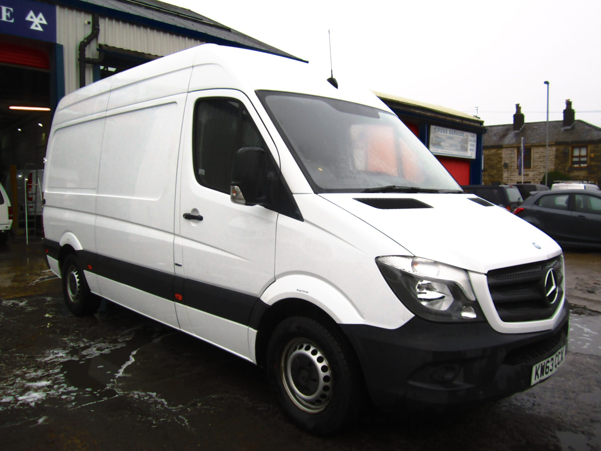 SPRINTER 313 CDI MWB WITH AIR CON.