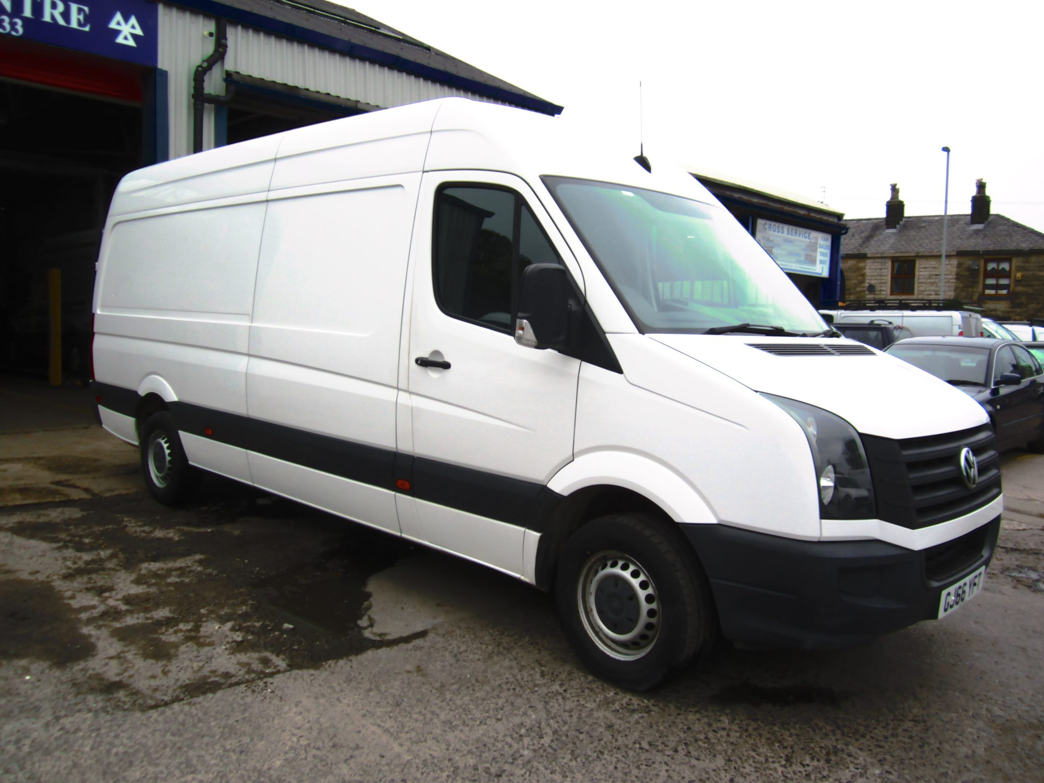 VW CRAFTER CR 35